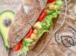 Veggie Sandwich  image