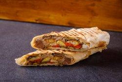 Crunchy roll cu curcan confiat image