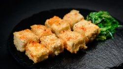 Spicy Fried Tempura Tofu image