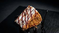 Nutella Crepe Cake image