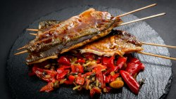 Sweet and Sour Sea bass		 image