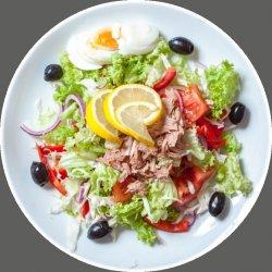 Salată Nizza cu ton image