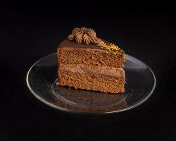 Tort American cu ciocolată image
