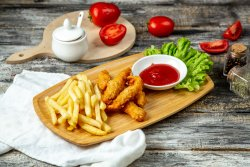 Piept de pui Chicken Strips 3F® image