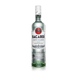 Rom Bacardi Carta Blanca Superior White Rum image