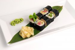 Spicy Ebi Maki image