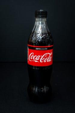Coca cola zero 0.5l image