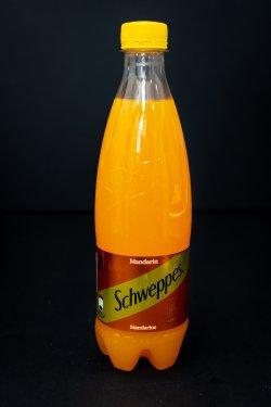 Schweppes Mandarin 0.5l image
