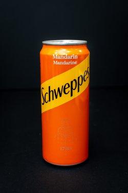 Schweppes Mandarin0.33l image