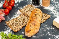 Pâine fără miez cu mix de semințe (făină integrală) image