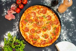 Pizza Pepperoni 32 cm image