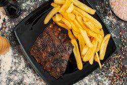 Coaste de porc BBQ image