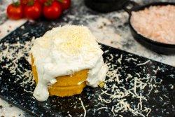 Mămăliguță cu brânză și smântână (MBS) image