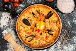 Pizza cu Fructe de mare 32 cm image
