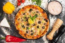 Pizza cu ton 40 cm image
