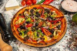 Pizza Vegetariană 40 cm image