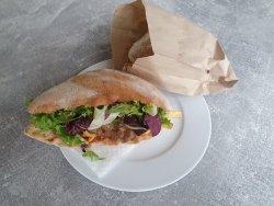Sandwich ceafă de porc image