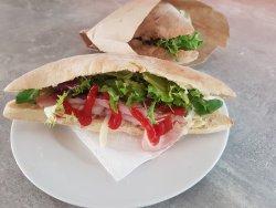 Sandwich prosciutto cotto image