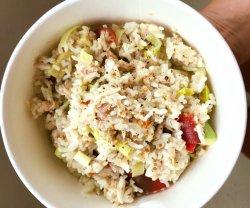 Salata de ton cu orez image