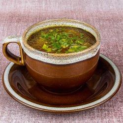 Supă de găină cu tăiţei image