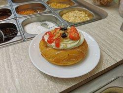 Gogoașă Cheesecake image