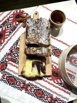 Chec cu vanilie și cacao image