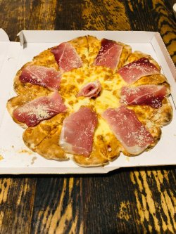 Pizza Cremosa image