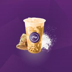 Caramel milk tea  image