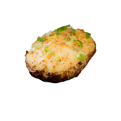 Baked Potato with Cheese image