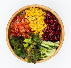 Maya Bowl with Broccoli image