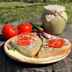 Salată de vinete la borcan image
