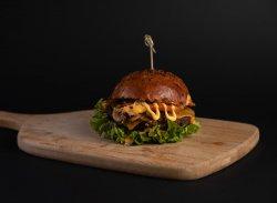 Burger cu Ciuperci image