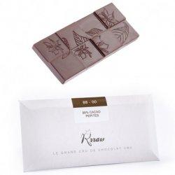 Tabletă de ciocolată crudă cu 88% cacao (88-00) image