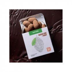 Boabe de cacao învelite în ciocolată crudă + curmale NATURE image