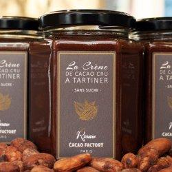 Cremă tartinabilă de cacao crudă fără zahăr image