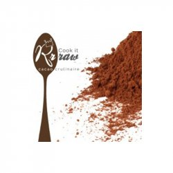 Pudra de cacao crudă image