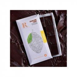 Tabletă de ciocolată crudă cu ananas (ANANAS) image