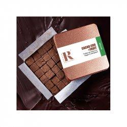 Trufe de cicolată crudă cu migdale și curmale NATURE image