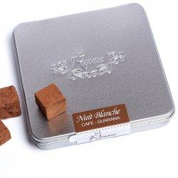 Trufe de ciocolată crudă cu cafea și guarana image