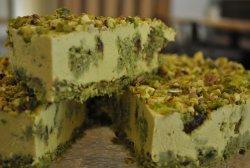 Tort green cu crema de lime image