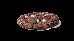 Biscuit cu trei tipuri de ciocolată image