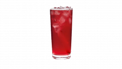 Iced Shaken Hibiscus Infusion image