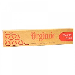 Bețișoare parfumate Organic Masala - Dragon`s Blood