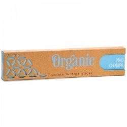 Bețișoare parfumate Organic Masala - Nag Champa