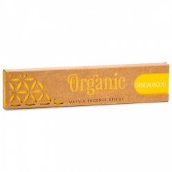 Bețișoare Parfumate Organic Masala - Santal