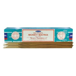 Bețișoare parfumate Satya Money Matrix