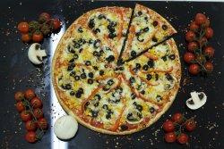Pizza Vegetariano image