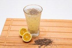 Limonadă cu lămâie și chia image