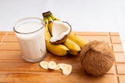 Smoothie de cocos image