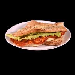 Sandwich Salumi Piccante image